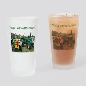 Old Oliver 3 Drinking Glass