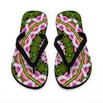 Guacamole Green Calliope Flip Flops