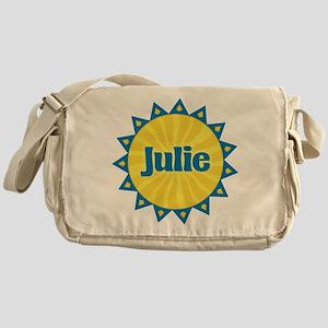 Julie Sunburst Messenger Bag