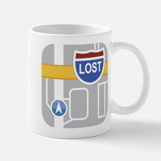 Maps Fail: Lost Mug