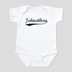 Vintage: Johnathon Infant Bodysuit