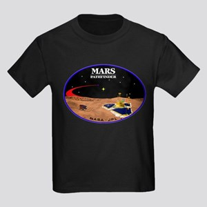 Mars Pathfinder Kids Dark T-Shirt