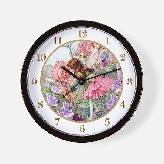 Cute New bride Wall Clock