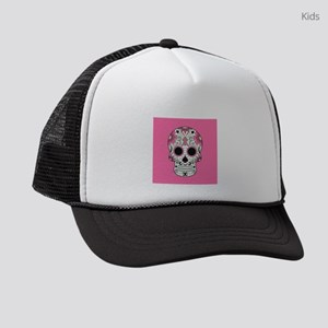 Sugar Skull Kids Trucker hat