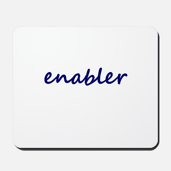 Enabler Mousepad