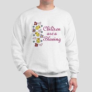 A Blessing Sweatshirt