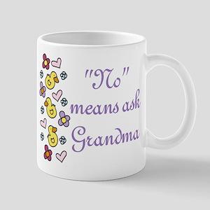 Ask Grandma Mug