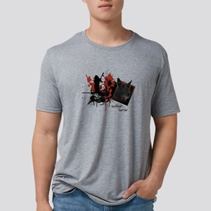 scottishterrier Mens Tri-blend T-Shirt