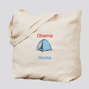 Obama Home Tote Bag