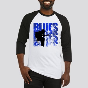 blues guitar Baseball Jersey