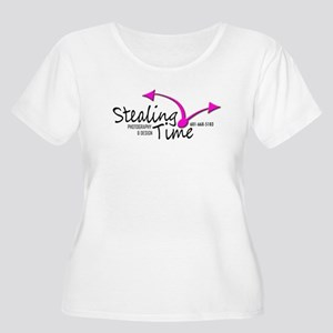 Stealing Time Photography Logo Women's Plus Size S