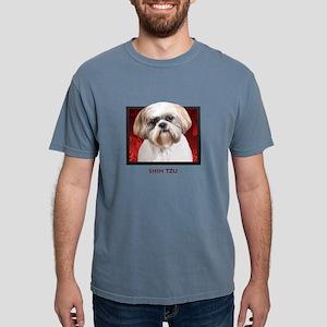 2-redblock Mens Comfort Colors Shirt