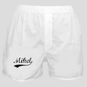 Vintage: Mikel Boxer Shorts