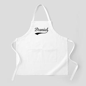 Vintage: Daniel BBQ Apron