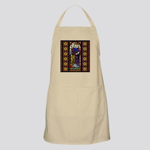 Stained Glass Ansteorran Queen BBQ Apron