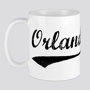 Vintage: Orlando Mug
