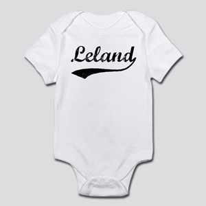 Vintage: Leland Infant Bodysuit