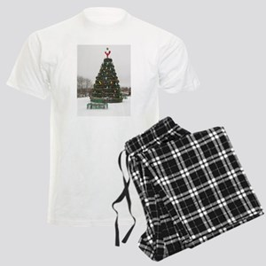 Lobster Trap & Bowie Christmas Tree Men's Light Pa