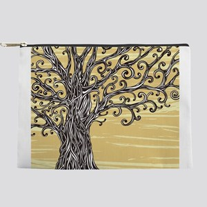 Tree Art Makeup Pouch