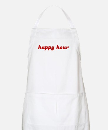 happy hour BBQ Apron
