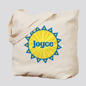 Joyce Sunburst Tote Bag