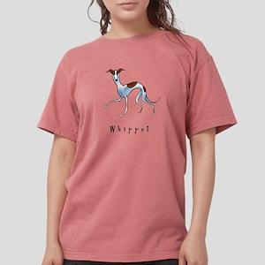 illustrated Womens Comfort Colors Shirt
