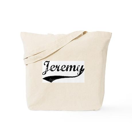 Vintage: Jeremy Tote Bag