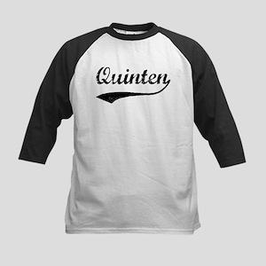Vintage: Quinten Kids Baseball Jersey