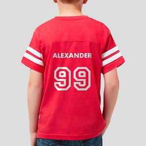 Personalized Basketball Youth Football Shirt