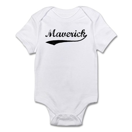 Vintage: Maverick Infant Bodysuit