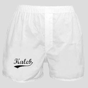 Vintage: Kaleb Boxer Shorts