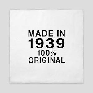 Made In 1939 Queen Duvet