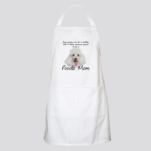 Poodle Mom Apron