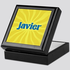 Javier Sunburst Keepsake Box