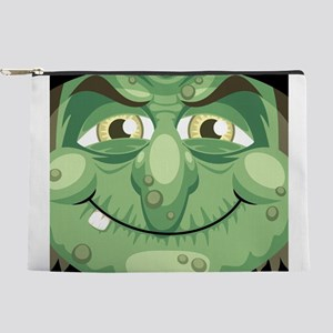 Witch Face Makeup Pouch