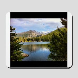 Bear Lake, Rocky Mountain National Park Mousepad