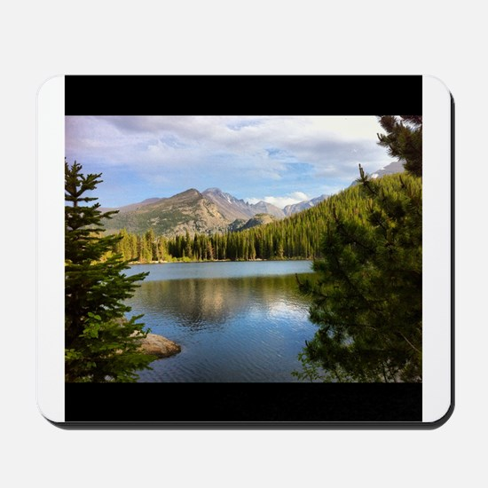 Bear Lake, Rocky Mountain National Park Mousepad
