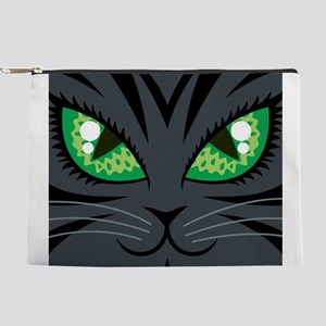 Black Cat Makeup Pouch