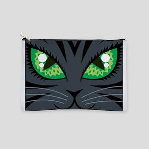 Black Cat Makeup Pouch