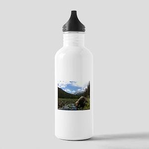 Fern Lake, Colorado Stainless Water Bottle 1.0L