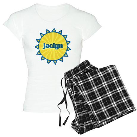 Jaclyn Sunburst Women's Light Pajamas
