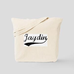 Vintage: Jaydin Tote Bag