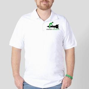 Rocket_Surgery Golf Shirt