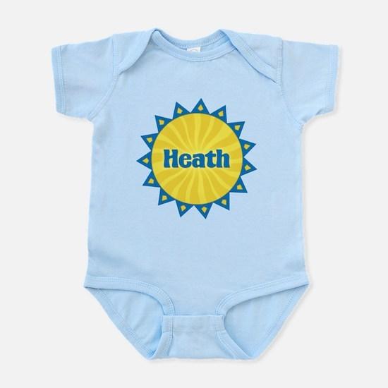 Heath Sunburst Infant Bodysuit