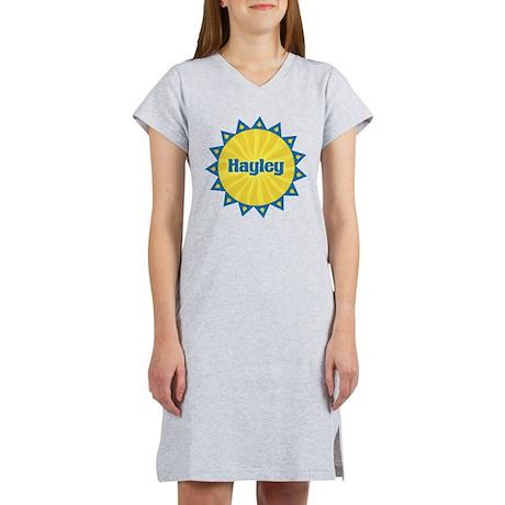 Hayley Sunburst Women's Nightshirt