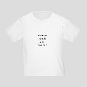 a93f024fc Soccer Mom Frame55977846 Water Bottles Toddler T-Shirts - CafePress
