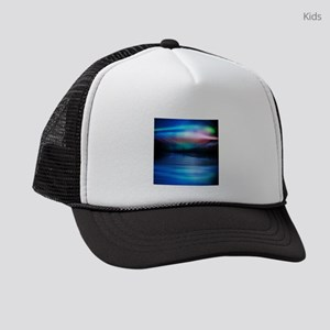 Northern Lights Kids Trucker hat