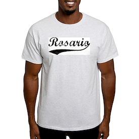 Vintage: Rosario Ash Grey T-Shirt