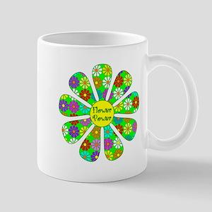 Cool Flower Power Mug