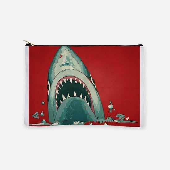 Shark Attack Makeup Pouch